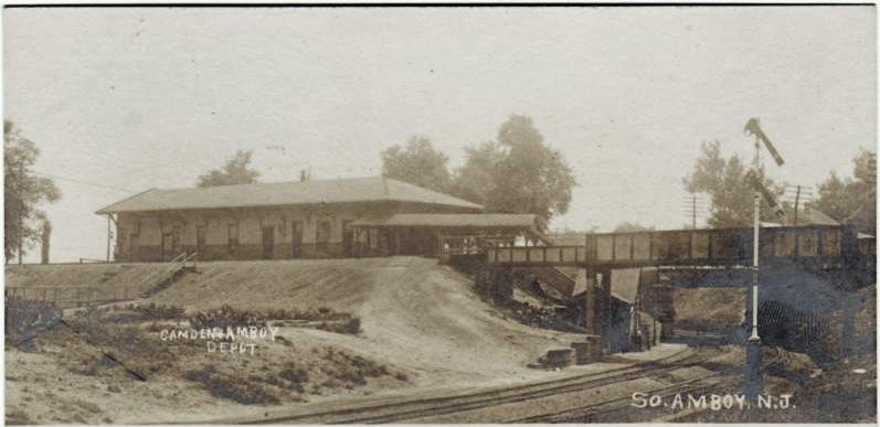 Camden amboy depot