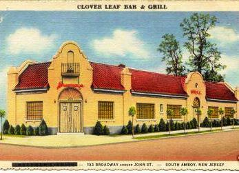 Clover leaf bar and grill