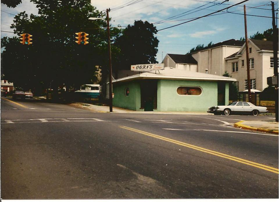 Ogans bar main and stevens avenue