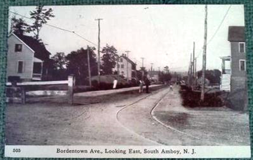 bordentown avenue