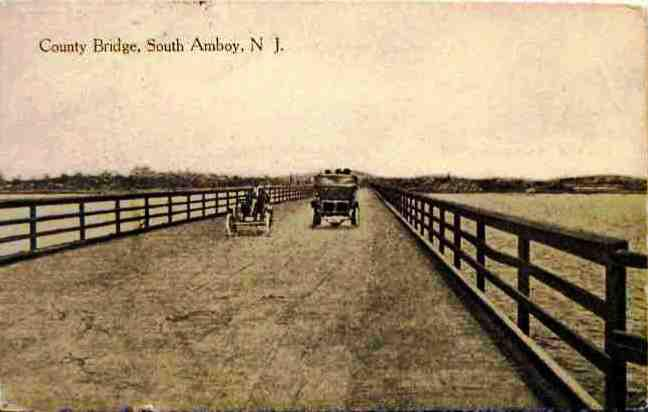 county bridge south amboy