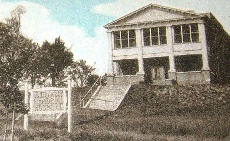 south amboy memorial hospital