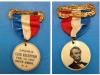 lincoln badge south amboy 1897