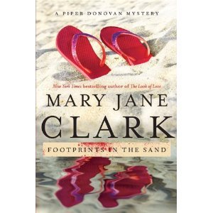 Footprints in the Sand A Piper Donovan Mystery (Piper Donovan Mysteries) by Mary Jane Clark