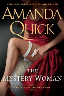 Featured Book – The Mystery Woman (Ladies of Lantern Street) by Amanda Quick