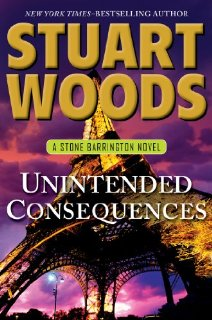 Featured Book &#8211; Unintended Consequences (Stone Barrington) by Stuart Woods