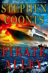 Featured Book – Pirate Alley: A Novel (Grafton and Carmellini) by Stephen Coonts