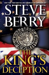 Featured Book – The King's Deception: A Novel (Cotton Malone) by Steve Berry