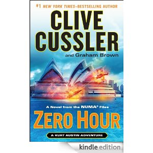 Featured Book – Zero Hour (The Numa Files) by Clive Cussler and Graham Brown