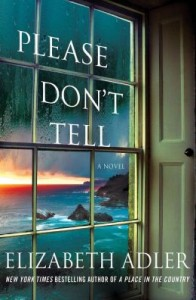 Please Don't Tell by Elizabeth Adler