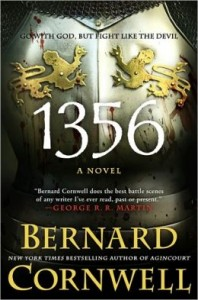 1356 A Novel by Bernard Cornwell