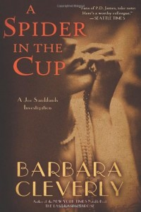 A Spider in the Cup (Detective Joe Sandilands) by Barbara Cleverly