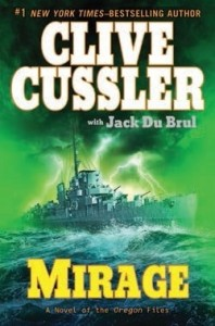 Mirage (The Oregon Files) by Clive Cussler and Jack Du Brul