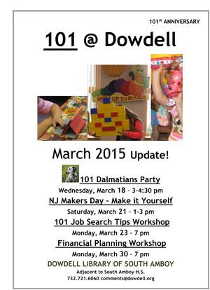 101 @ Dowdell